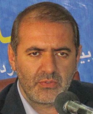 يحيي عيدي بيرانوند سرپرست شهرداري خرم آباد